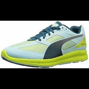 Puma Ignite Mesh Ladies Running Shoes Clear water